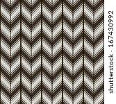 seamless geometric pattern.... | Shutterstock .eps vector #167430992