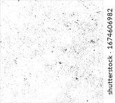 vector grunge black and white...   Shutterstock .eps vector #1674606982
