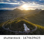 Captured at Sentinel Peak Park Tucson Arizona