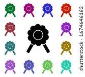 badge  certification  medal...