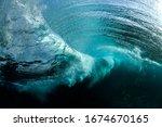 Underwater Wave Vortex  Sydney...