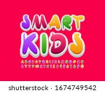 vector creative banner smart... | Shutterstock .eps vector #1674749542