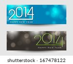 website header or banner set... | Shutterstock .eps vector #167478122
