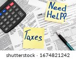 Need help and taxes text on...