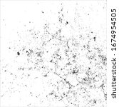 vector grunge abstract...   Shutterstock .eps vector #1674954505