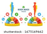 weight loss. the influence of... | Shutterstock .eps vector #1675169662