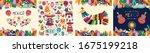 beautiful vector illustration... | Shutterstock .eps vector #1675199218