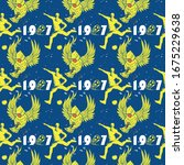 turkish soccer teams texture and canary bird 1907