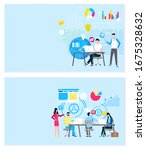 transaction security and... | Shutterstock . vector #1675328632