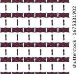 geometric ornamental vector... | Shutterstock .eps vector #1675331902