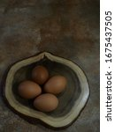 Chicken Egg. It Is Consist Of ...