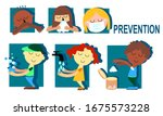corona virus and disease... | Shutterstock .eps vector #1675573228