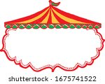 event tent. market place... | Shutterstock .eps vector #1675741522