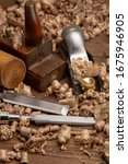 Chisel And Small Block Plane...