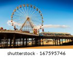 Blackpool Central Pier Ferris...