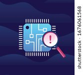 404 error icon and logo ui...