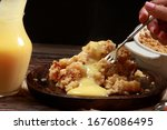 Delicious Apple Crumble And...