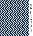 seamless blue decor. broken... | Shutterstock .eps vector #167619512