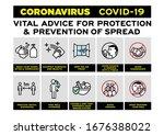 covid19 corona virus vital... | Shutterstock .eps vector #1676388022