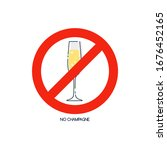 prohibition alcohol. sign no...   Shutterstock .eps vector #1676452165