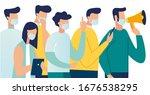 vector illustration of new... | Shutterstock .eps vector #1676538295