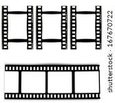 film | Shutterstock .eps vector #167670722