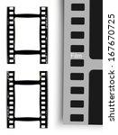 film | Shutterstock .eps vector #167670725