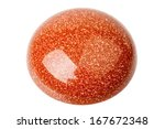 one copper red glittering... | Shutterstock . vector #167672348