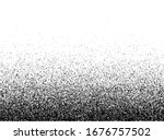 grunge gradient spray... | Shutterstock .eps vector #1676757502