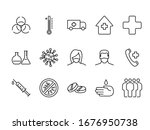 vector collection of... | Shutterstock .eps vector #1676950738