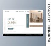 ui ux design. design concept...
