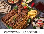 Turkish And Arabic Traditional...