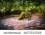 Merlin\'s Grave Or Tomb Or...