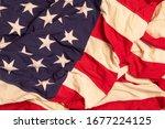 Usa Flag Stripes And Stars