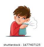 illustration for coronavirus...   Shutterstock .eps vector #1677407125