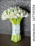 wedding bouquet flowers | Shutterstock . vector #167745356