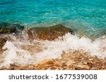 Sea Water The Emerald Green Se...