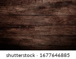 vintage brown wood background...   Shutterstock . vector #1677646885