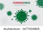 coronavirus 2019 ncov. corona...   Shutterstock .eps vector #1677654805