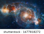 Galaxy In Outer Space....