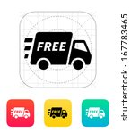 free delivery support icon....