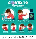 prevention of a person against... | Shutterstock .eps vector #1678191655