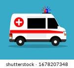 Vector Illustration Ambulance ...