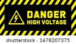 High Voltage Power Attention...