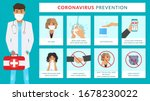 coronavirus prevention. 2019... | Shutterstock .eps vector #1678230022