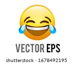 The Isolated Vector Yellow Face ...