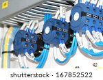 wiring electrical of relay | Shutterstock . vector #167852522