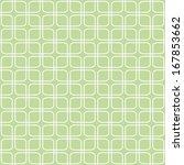 seamless pattern  geometric... | Shutterstock .eps vector #167853662