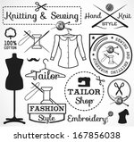Knitting And Sewing Labels ...
