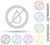 trans fats free multi color set ...